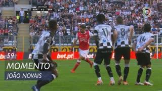SC Braga, Jogada, João Novais aos 59'