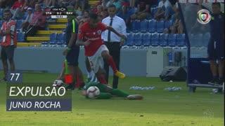 Rio Ave FC, Expulsão, Junio Rocha aos 77'