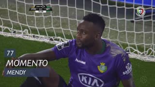 Vitória FC, Jogada, Mendy aos 77'