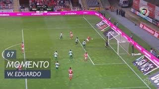 SC Braga, Jogada, Wilson Eduardo aos 67'