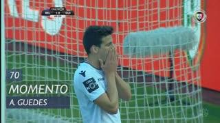 Vitória SC, Jogada, Alexandre Guedes aos 70'