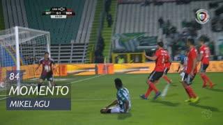 Vitória FC, Jogada, Mikel Agu aos 84'
