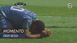 Vitória FC, Jogada, Éber Bessa aos 11'