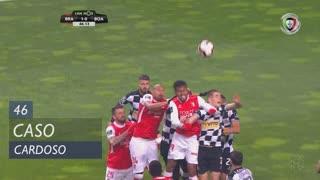 Boavista FC, Caso, Cardoso aos 46'