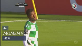 Moreirense FC, Jogada, Heri aos 48'