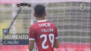 CD Aves, Jogada, Claudio Falcão aos 41'