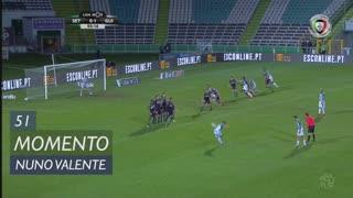 Vitória FC, Jogada, Nuno Valente aos 51'