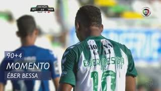 Vitória FC, Jogada, Éber Bessa aos 90'+4'