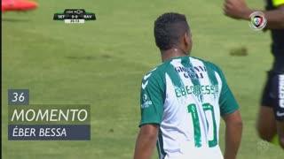 Vitória FC, Jogada, Éber Bessa aos 36'