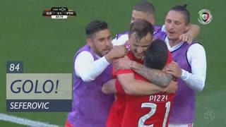GOLO! SL Benfica, Seferovic aos 84', SL Benfica 3-1 Portimonense