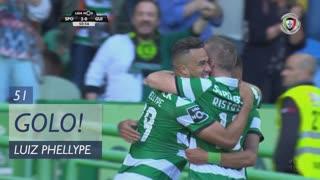 GOLO! Sporting CP, Luiz Phellype aos 51', Sporting CP 2-0 Vitória SC