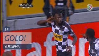 GOLO! Boavista FC, Yusupha aos 53', Boavista FC 1-0? Belenenses