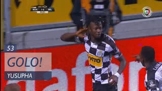GOLO! Boavista FC, Yusupha aos 53', Boavista FC 1-0? Belenenses SAD