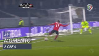 SL Benfica, Jogada, F. Cervi aos 24'