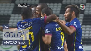 GOLO! GD Chaves, Marcão aos 36', Boavista FC 0-1 GD Chaves