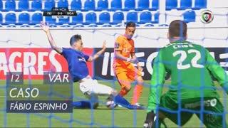 Boavista FC, Caso, Fábio Espinho aos 12'