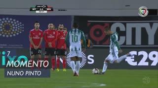 Vitória FC, Jogada, Nuno Pinto aos 7'
