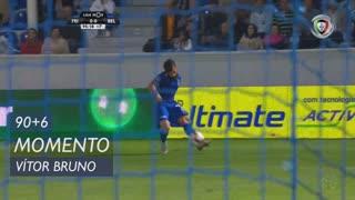CD Feirense, Jogada, Vítor Bruno aos 90'+6'