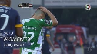 Moreirense FC, Jogada, Chiquinho aos 90'+3'