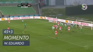 SC Braga, Jogada, Wilson Eduardo aos 45'+3'