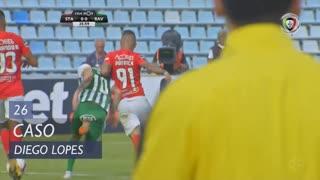 Rio Ave FC, Caso, Diego Lopes aos 26'