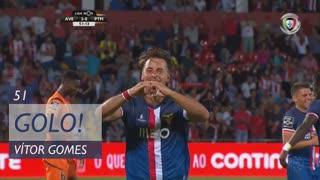 GOLO! CD Aves, Vítor Gomes aos 51', CD Aves 2-0 Portimonense
