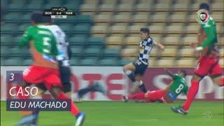 Boavista FC, Caso, Edu Machado aos 4'
