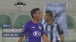 Vitória FC, Jogada, Éber Bessa aos 90'+2'
