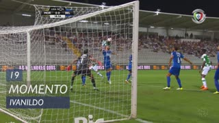 Moreirense FC, Jogada, Ivanildo aos 19'