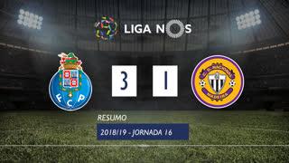 I Liga (16ªJ): Resumo FC Porto 3-1 CD Nacional