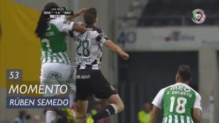Rio Ave FC, Caso, Rúben Semedo aos 53'