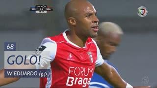 GOLO! SC Braga, Wilson Eduardo aos 68', Belenenses 0-3 SC Braga