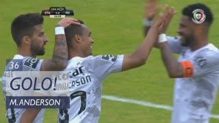 GOLO! CD Feirense, Mateus Anderson aos 36', Santa Clara 1-2 CD Feirense