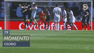 Vitória SC, Jogada, Osorio aos 79'