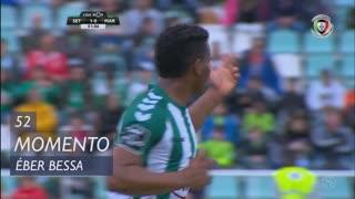 Vitória FC, Jogada, Éber Bessa aos 52'