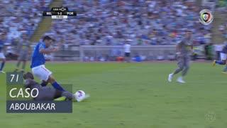 FC Porto, Caso, Aboubakar aos 71'