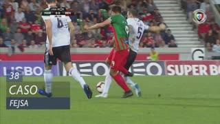 SL Benfica, Caso, Fejsa aos 38'