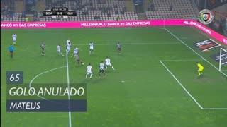 Boavista FC, Golo Anulado, Mateus aos 65'