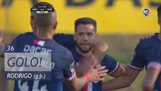 GOLO! CD Aves, Rodrigo aos 36', Rio Ave FC 0-1 CD Aves