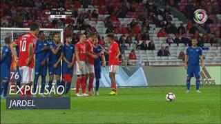 SL Benfica, Expulsão, Jardel aos 76'
