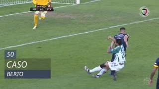 Vitória FC, Caso, Berto aos 50'
