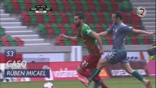 Vitória FC, Caso, Rúben Micael aos 53'