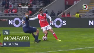 SC Braga, Jogada, Ricardo Horta aos 78'