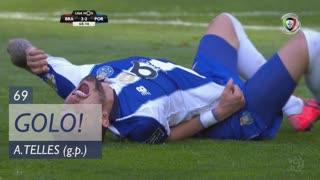 GOLO! FC Porto, Alex Telles aos 69', SC Braga 2-2 FC Porto