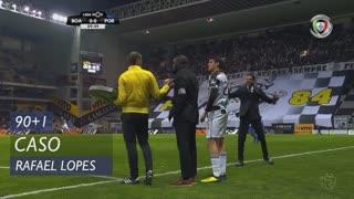 Boavista FC, Caso, Rafael Lopes aos 90'+1'