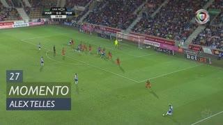 FC Porto, Jogada, Alex Telles aos 27'