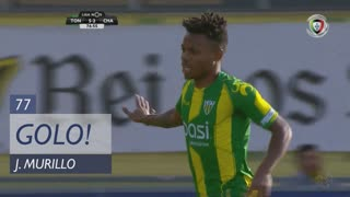 GOLO! CD Tondela, J. Murillo aos 77', CD Tondela 5-2 GD Chaves
