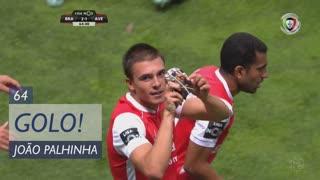 GOLO! SC Braga, João Palhinha aos 64', SC Braga 2-1 CD Aves