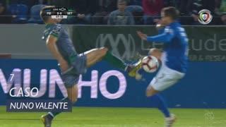 Vitória FC, Caso, Nuno Valente aos 7'