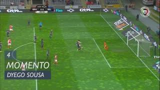 SC Braga, Jogada, Dyego Sousa aos 4'